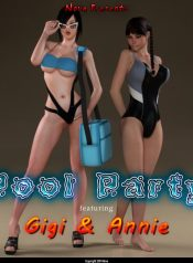 Nova Pool Party Read Online Download Free