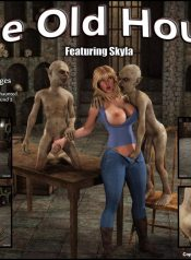 Erotic-3D-Art The Old House Read Online Download Free