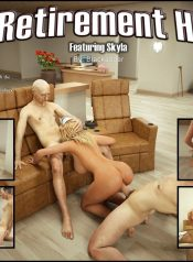 Erotic-3D-Art The Retirement Home Read Online Download Free