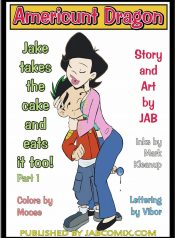 JAB Comix Americunt Dragon Read Online Download Free