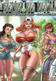 ZZZComics A Growing World Read Online Download Free