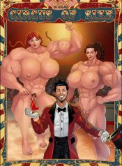 ZZZComics Circus of Size Read Online Download Free