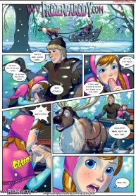 FrozenParody For The Kingdom Read Online Download Free