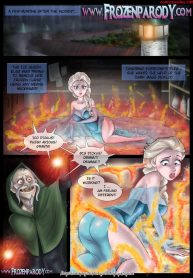 FrozenParody Removing The Curse Read Online Download Free