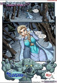 FrozenParody Saviour's Hard Dick Read Online Download Free