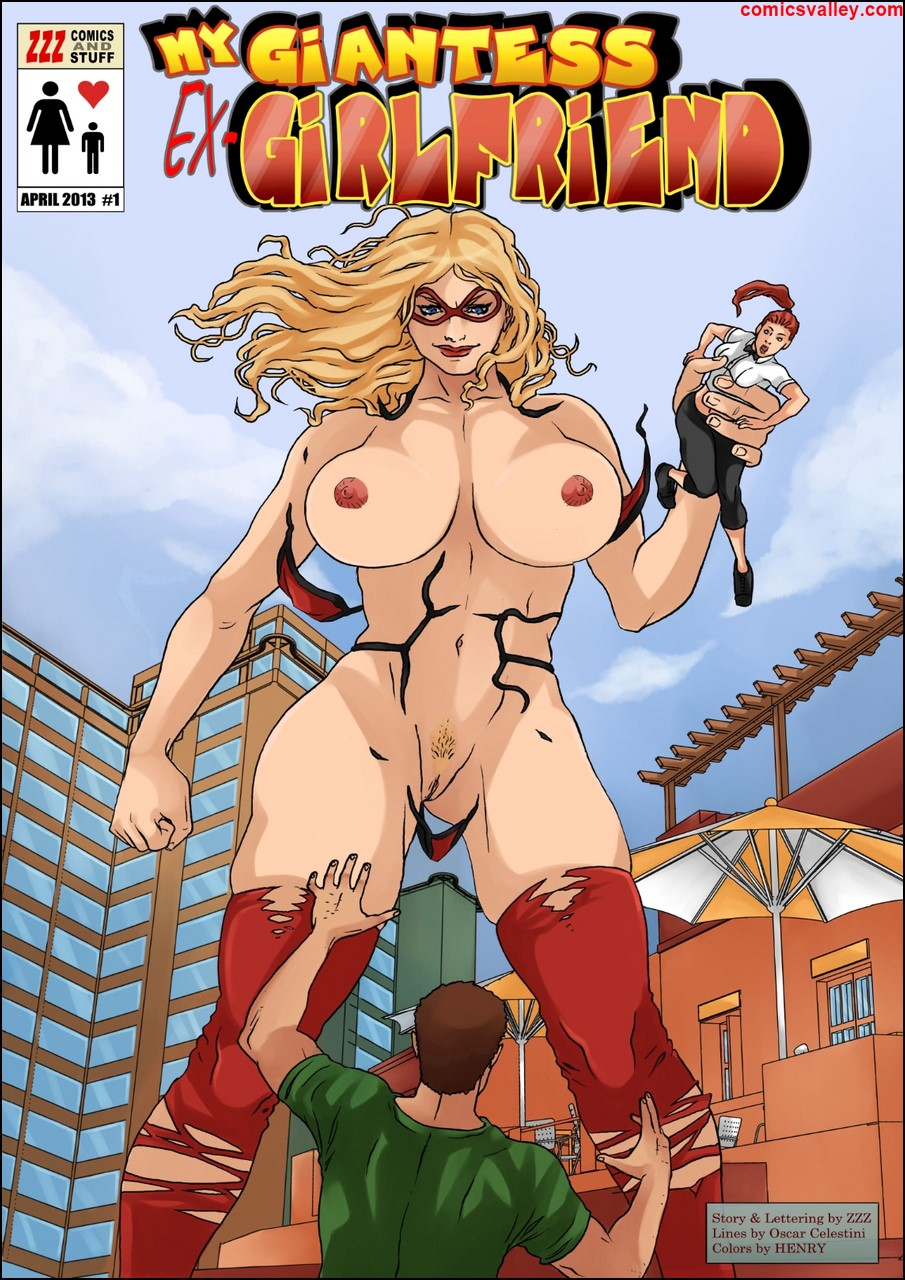 Giantess free comics