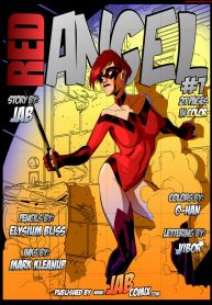 JAB Comix Red Angel Read Online Download Free