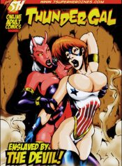 9 Superheroines Thunder Gal Read Online Download Free