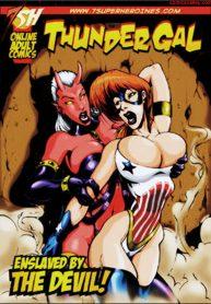 9 Superheroines Thunder Gal Read Online Download Free
