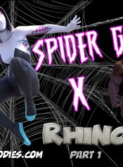 MegaParodies Spider Gwen Rhino Read Online Download Free