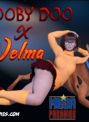 MegaParodies Scooby Doo X Velma Read Online Download Free
