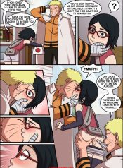 Incognitymous Naruto X Sarada Read Online Download Free