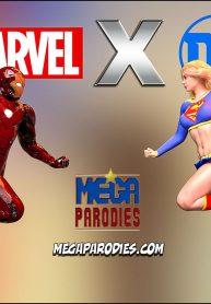 MegaParodies Marvel X DC Read Online Download Free