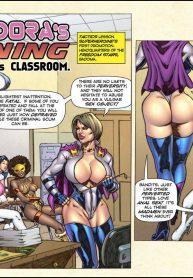 SuperHeroineComiXXX Gladiadora's Training Read Online Download Free