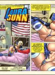 SuperHeroineComiXXX Laura Gunn Read Online Download Free
