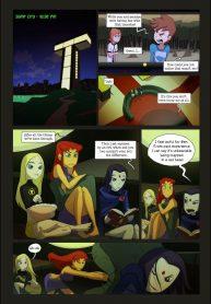 Tease Comix A Few Less Titans Read Online Download Free