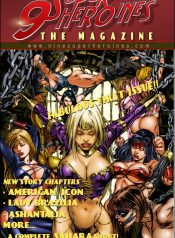 9 Superheroines The Magazine Read Online Download Free