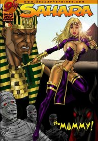9 Superheroines Sahara Read Online Download Free