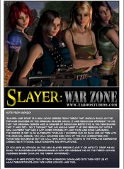 Taboo Studios Slayer War Zone Read Online Download Free