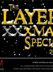 Taboo Studios Slayer XXXMas Special Read Online Download Free