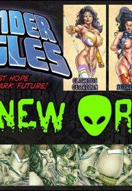 SuperHeroineComiXXX Thunder Eagles New Order Read Online Download Free