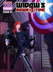 Tease Comix Widow's Down Time Read Online Download Free