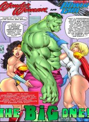 SuperHeroineComiXXX The Big One! Read Online Download Free
