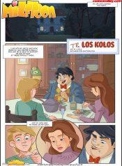 MilfToon Los Kolos Read Online Download Free