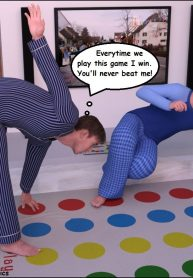 Mature3DComics Sexy Game Of Twister Read Online Download Free