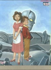 MilfToon Iron Giant Read Online Download Free